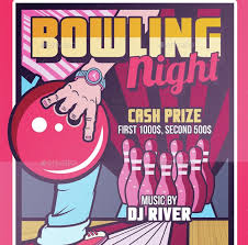 Game Night Invitation Template 15 Bowling Invitation Template Psd Pdf And Vector Eps Format