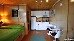 Small And Tiny House Interior Design Ideas YouTube - Tiny house on wheels interior