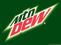 Mountain Dew Logo Desktop Background