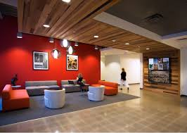 corporate office lobby. Corporate Office Lobby