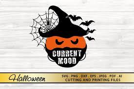 Candy corn princess svg | cute halloween svg for girls. Halloween Svg Png Eps Dxf File Pumpkin Svg Fall Svg Cut File 801140 Illustrations Design Bundles