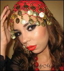gypsy eye makeup photo 1