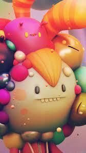 ay16-cute-monster-character-3d ...