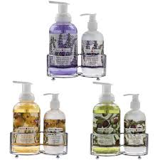 kitchen and bathroom showroom setauket long description remodeling set of sienna hills foaming hand soap and lotion caddy pump bathroom bundle dispensers bottles