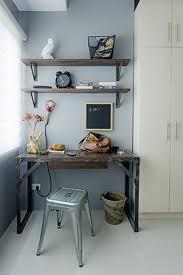 Wall Units, Modern Study Wall Unit Designs Elegant An 18sqm Condo In  Katipunan And Inspirational
