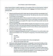 How To Ask For A Recommendation Letter Write The Letter Of Recommendation As A Piece Of Cake