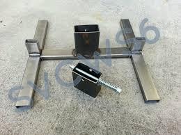 diy steel target stand fresh 2 4 1 2 bo heavy duty target stand