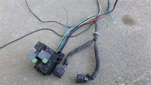 how to wire a electric fan relay diagram images how to wire a 99 04 silverado sierra electric fan harness installation