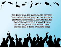 Beautiful Graduation Quotes Best of Beautiful Graduation Background Quote