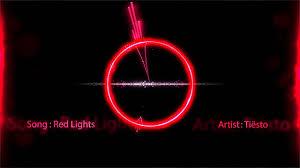 Youtube Tiesto Red Lights