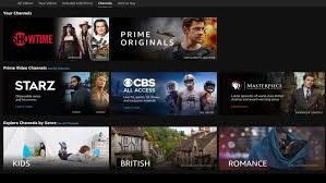 Amazon Prime Video Channels To Generate 1 7b In 2018