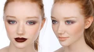 jessica chasn makeup tutorial for redheads with guest makeup artist mary greenwell you