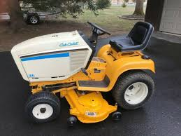 cub cadet 1641 garden tractor hydro drive lift 46 deck brand new engine