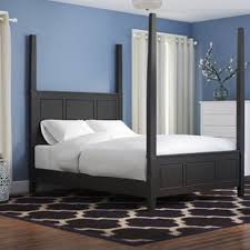 Pencil Post Bed | Wayfair