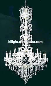 battery operated chandelier with remote hanging wireless outdoor