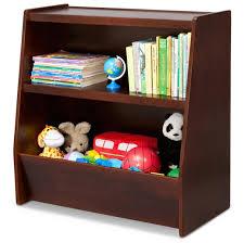 Babies R Us Next Steps Bookcase and Toy Storage - Espresso