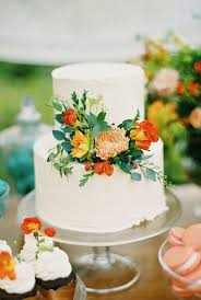 The Pretty Layers Creative Cake Ideas For Rustic Wedding