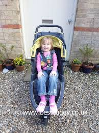 baby jogger city mini gt with children