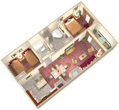 2 bedroom suites near disney world orlando. near disney world worldquest orlando. simple plain 2 bedroom suites in orlando suite floor plan picture of floridays resort