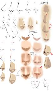 learn manga how to draw the female head front by naschi on deviantart