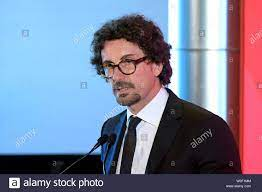 Danilo Toninelli during the Presentation of the Plan for the development of  tourism in Italy by FS (Luigi Mistrulli/Fotogramma, Rome - 2019-06-27) p.s.  la foto e' utilizzabile nel rispetto del contesto in