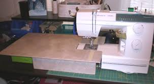 Sewing Machine Extension Table Diy