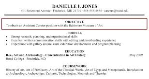 The Best Objective For Resumes Good College Student Resume Objectives For Objective Of Examples The