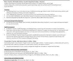 How To Write A Resume With No Experience How To Write Resume Cover Letter For Preschool Teacher Objective 70