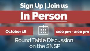 this snsp roundtable discussion will feature experienced school leaders and administrators who can help to answer essential questions for year one in the