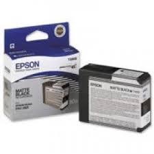 <b>Epson T5808 Matte Black</b> Ink Cartridge C13T580800 | Printer Base