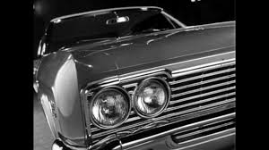 1966 Chevy Caprice Commercial - YouTube