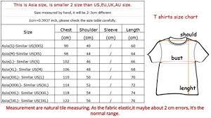 Asian T Shirt Measurement Chart Dcoq Cool T Shirt Men Women Anime Overlord Iii 3d Printed T Shirts Short Sleeve