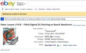 's Ebay Fake Gallery Of Art Rogue Telegraph On aSw4Yq4nd