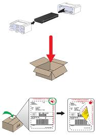 setting up a replacement hopper receiver mydish dish customer diagram of receiver packing procedure