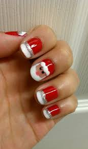 15 Simple & Easy Christmas Nail Art Designs & Ideas 2012 For ...