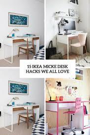 ikea micke desk s we all love cover
