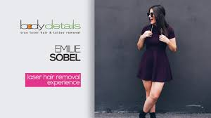 how often to shave between laser hair removal treatments emilie sobel body dels