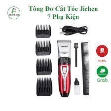 Video ] Tông đơ cắt tóc jichen dùng gia đình 7 phụ kiện - TĐJC0817 giá cạnh  tranh