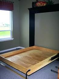diy murphy bed with desk desk plans murphy bed desk