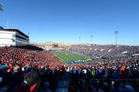 Sam Boyd Stadium Seating Las Vegas Bowl