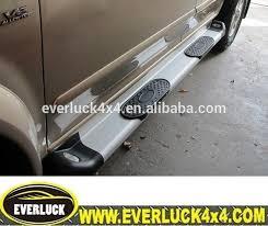 Hot Sale Pickup Side Bar,Side Step,Steps For Pickup Truck - Buy Side ...