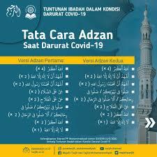 Maybe you would like to learn more about one of these? Edaran Pp Muhammadiyah Tentang Tuntunan Ibadah Dalam Kondisi Darurat Covid 19 Update Covid 19