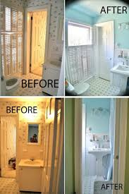bathroom remodel pictures before and after.  And Jack And Jill Small Bathroom Renovation Before After Intended Remodel Pictures And