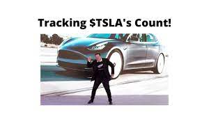Tracking the $TSLA wave count! - YouTube