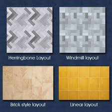 Floor Tile Layout Patterns Unique Eyecatching Kitchen Floor Tile Patterns You Can Boast About