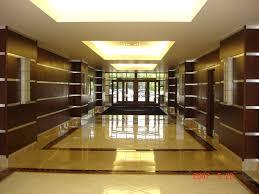 Apartment lobby interior design In Large Space Apartment lobby interior  design In Large Space