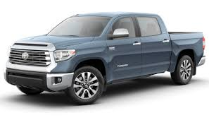 2019 Toyota Color Chart 2019 Toyota Tundra Interior And Exterior Color Options