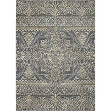 concord global new casa aubusson blue area rug 3 3
