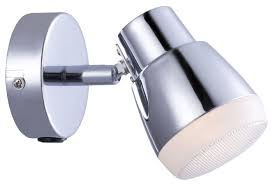 <b>Спот Arte Lamp</b> Cuffia A5621AP-1CC, с выключателем, 5 Вт ...