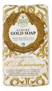 Купить <b>мыло 60th Anniversary Luxury</b> Gold Soap 250г (юбилейное ...